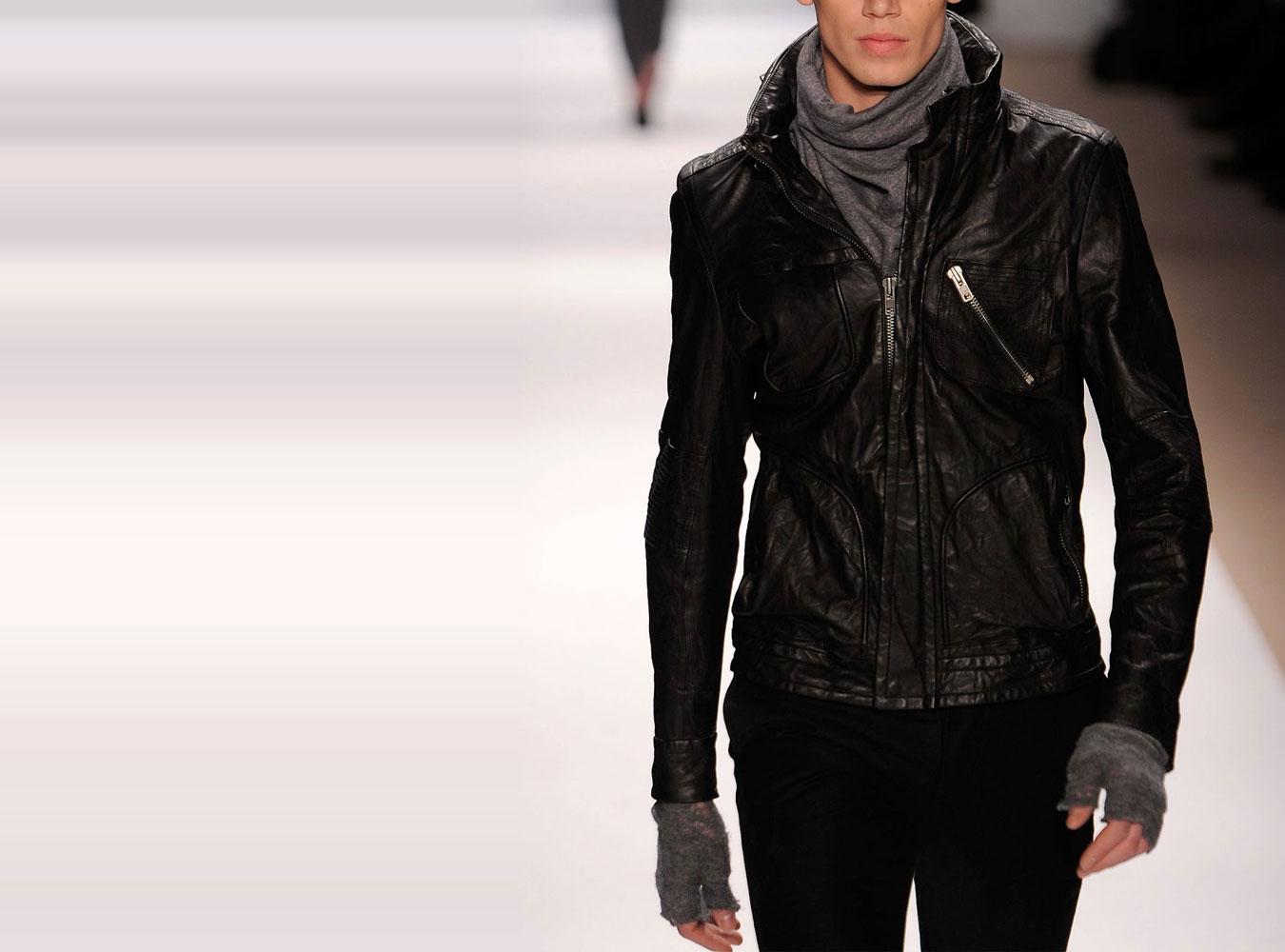 Leather jacket india - Luxury Fashion Style